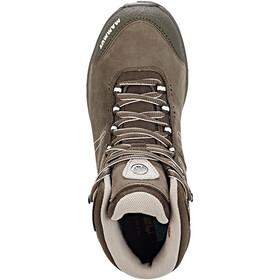 Mammut Nova III Mid GTX Shoes Women bark-white
